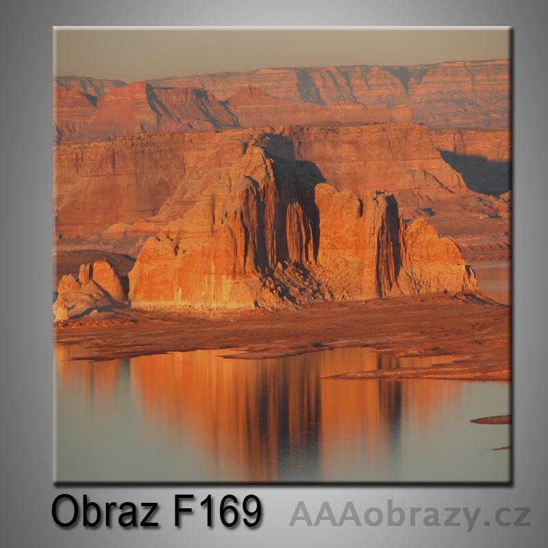 Moderní obraz do bytu 1D 25x25cm F-169