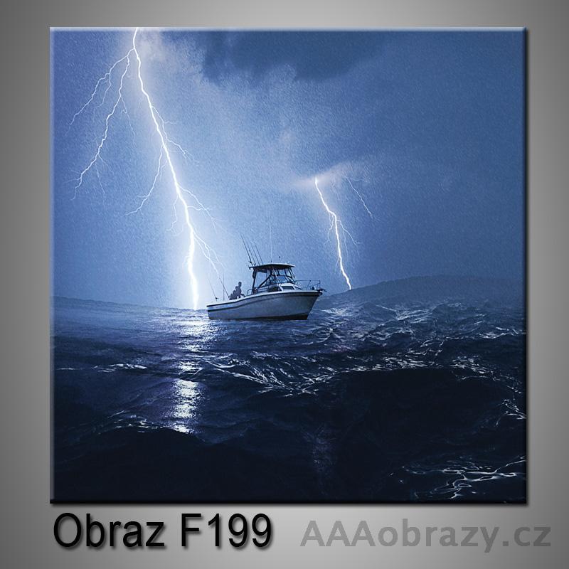 Moderní obraz do bytu 1D 25x25cm F-199
