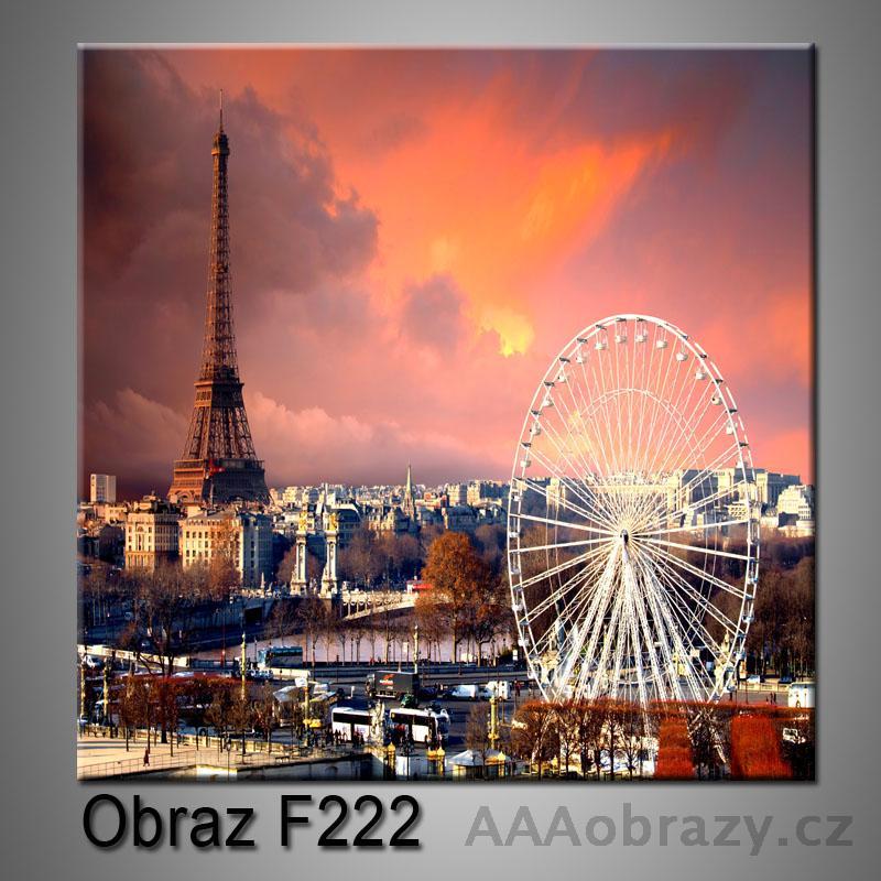 Moderní obraz do bytu 1D 25x25cm F-222