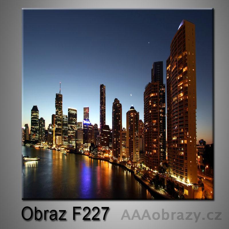 Moderní obraz do bytu 1D 25x25cm F-227