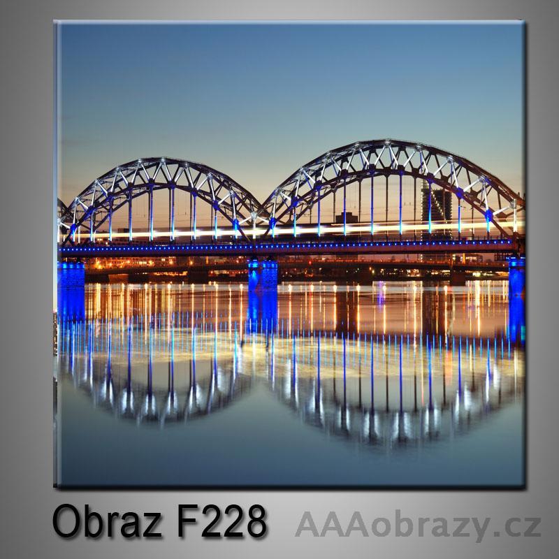 Moderní obraz do bytu 1D 25x25cm F-228