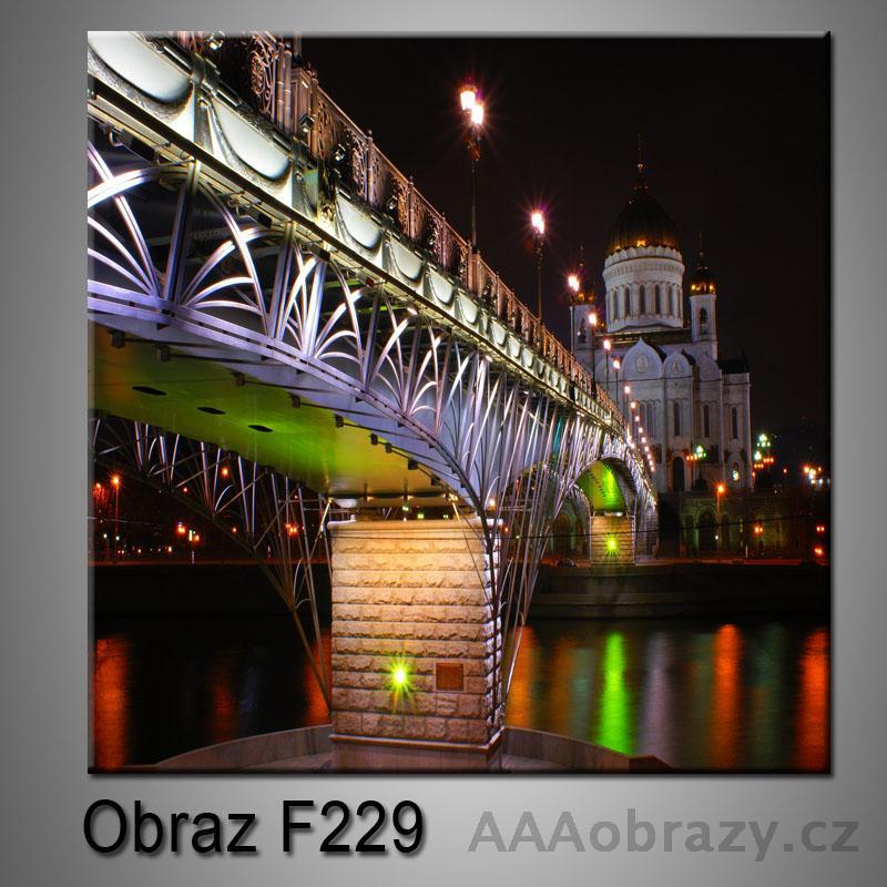 Moderní obraz do bytu 1D 25x25cm F-229