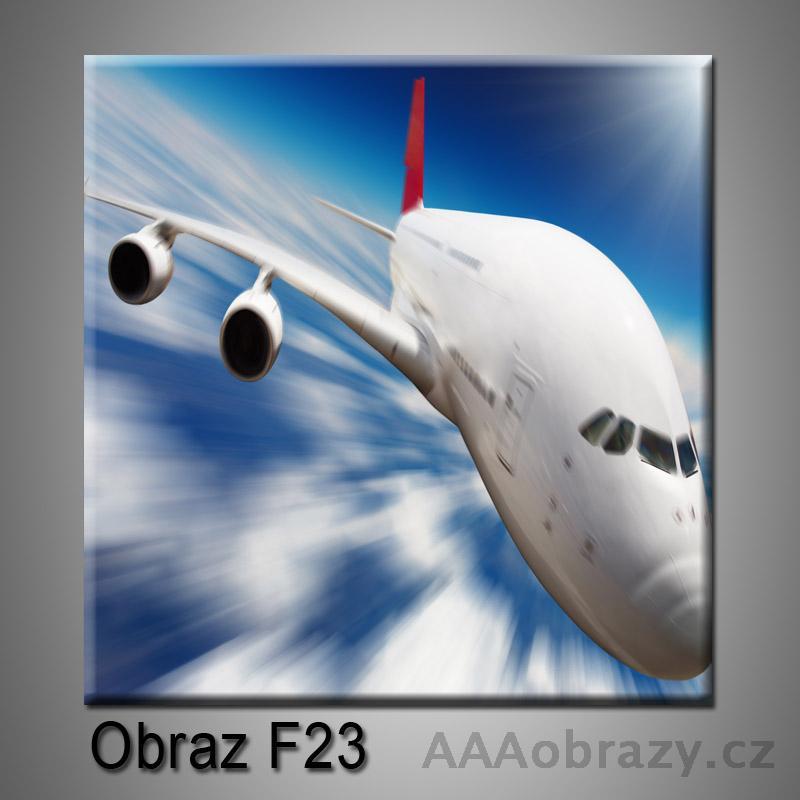 Moderní obraz do bytu 1D 25x25cm F-23