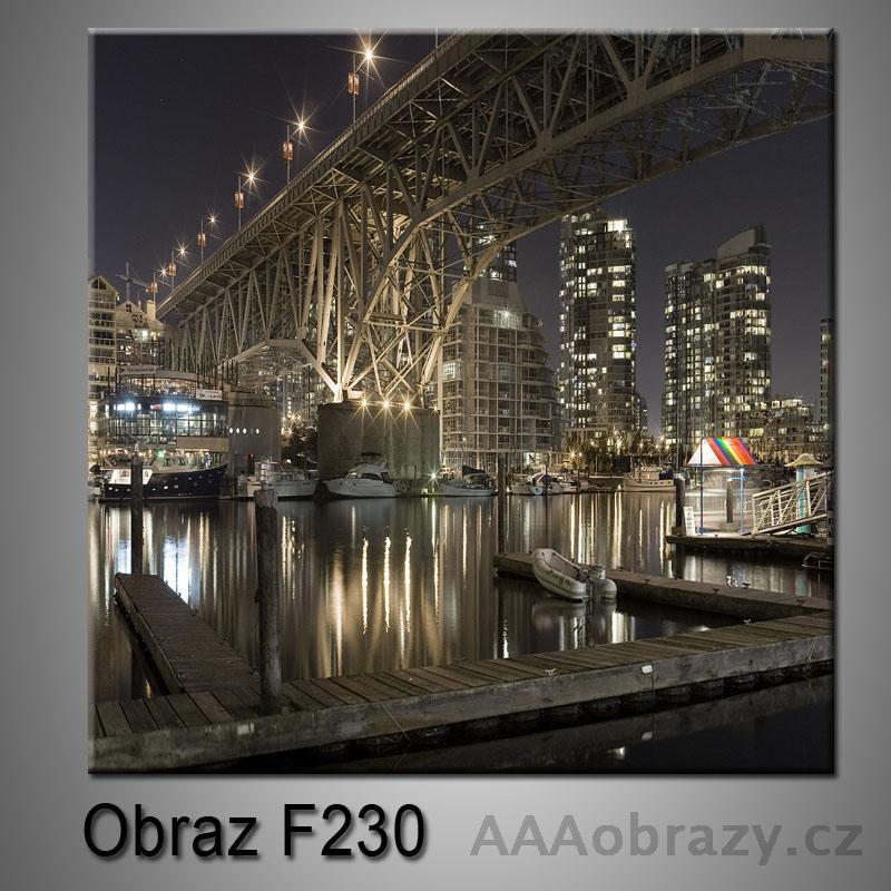 Moderní obraz do bytu 1D 25x25cm F-230