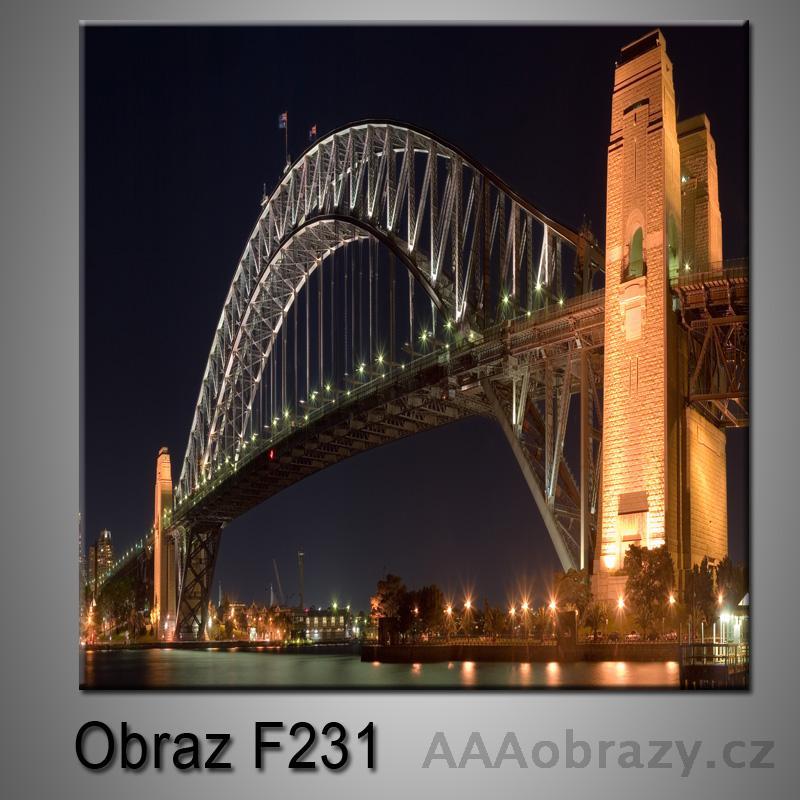 Moderní obraz do bytu 1D 25x25cm F-231