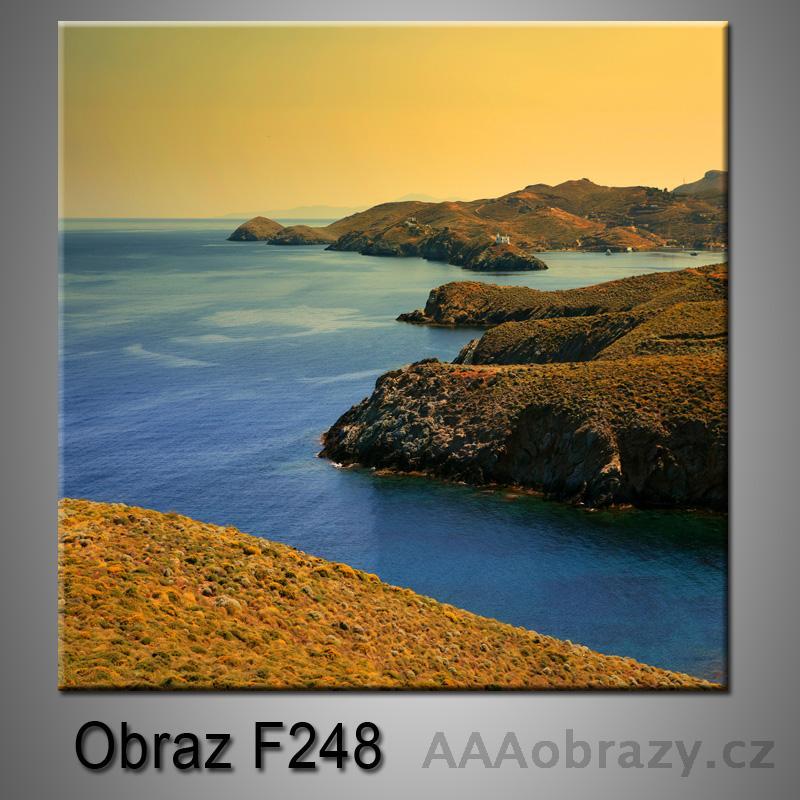Moderní obraz do bytu 1D 25x25cm F-248