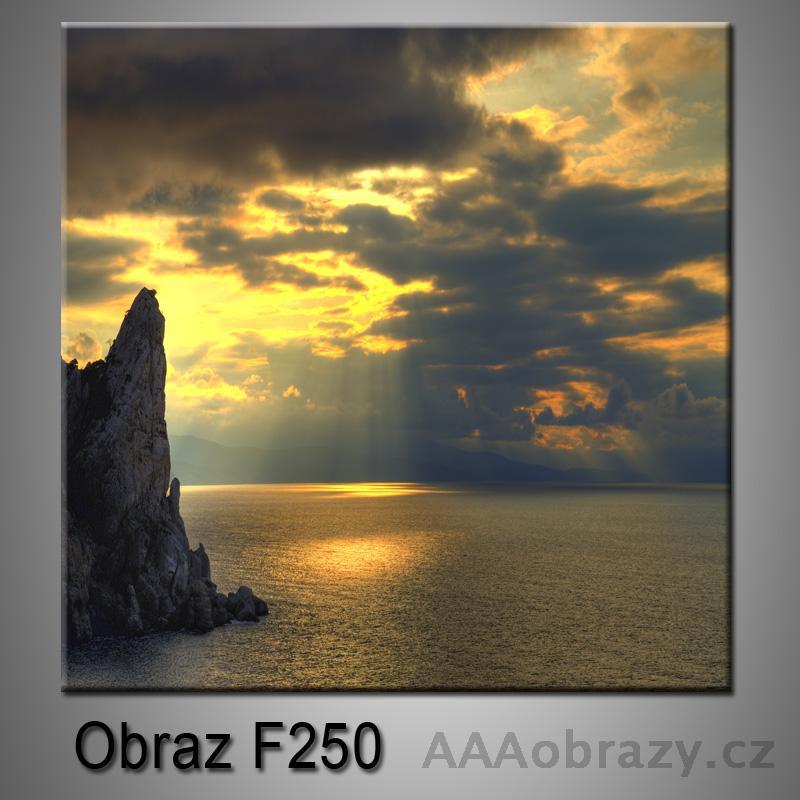 Moderní obraz do bytu 1D 25x25cm F-250