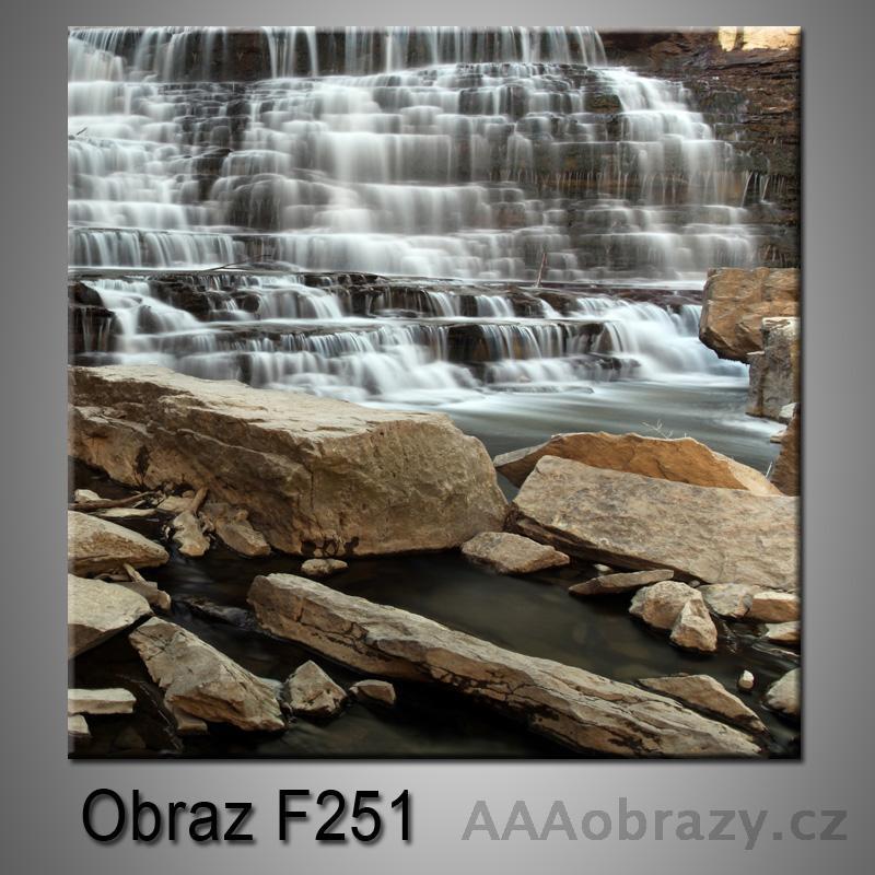 Moderní obraz do bytu 1D 25x25cm F-251