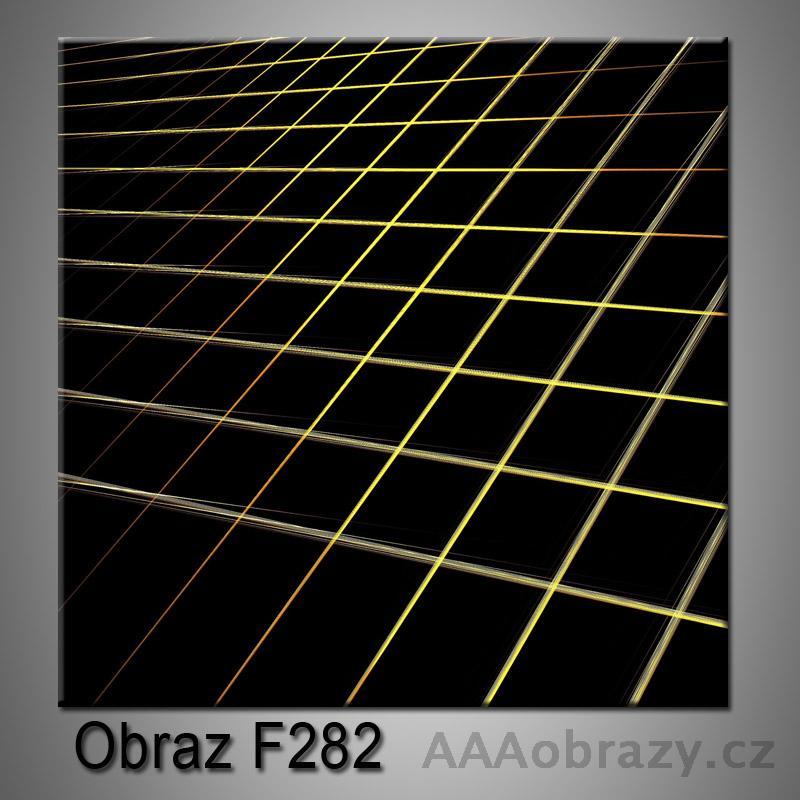 Moderní obraz do bytu 1D 25x25cm F-282