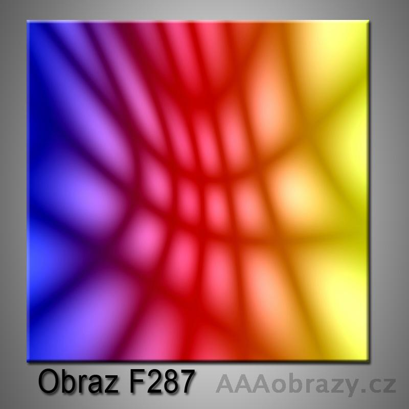 Moderní obraz do bytu 1D 25x25cm F-287