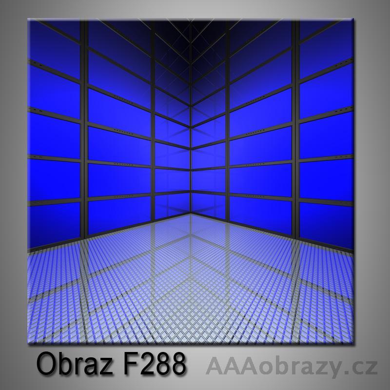 Moderní obraz do bytu 1D 25x25cm F-288