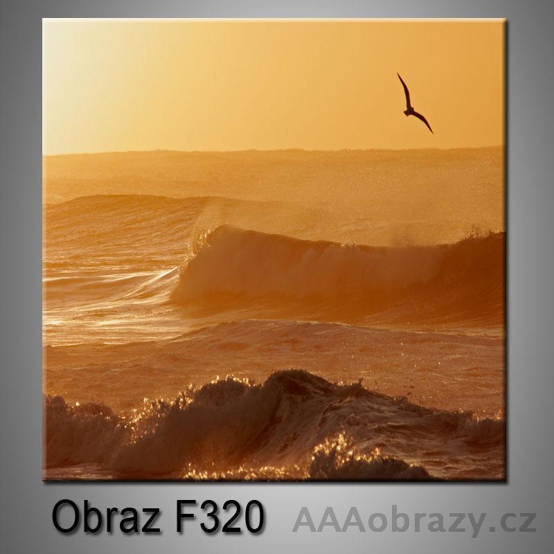 Moderní obraz do bytu 1D 25x25cm F-320