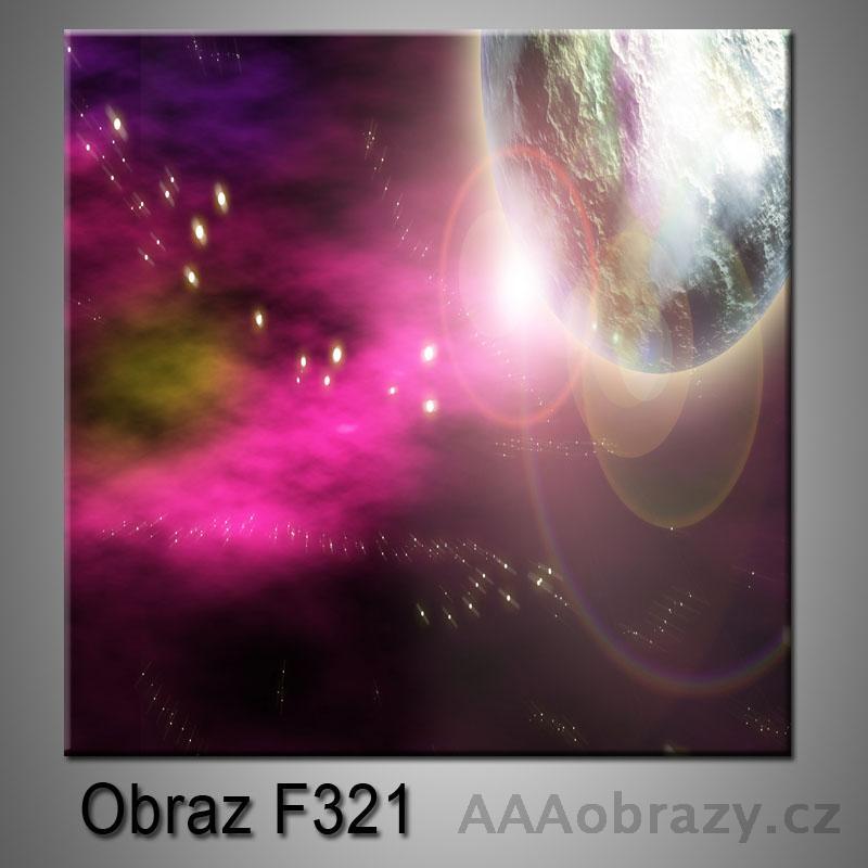Moderní obraz do bytu 1D 25x25cm F-321
