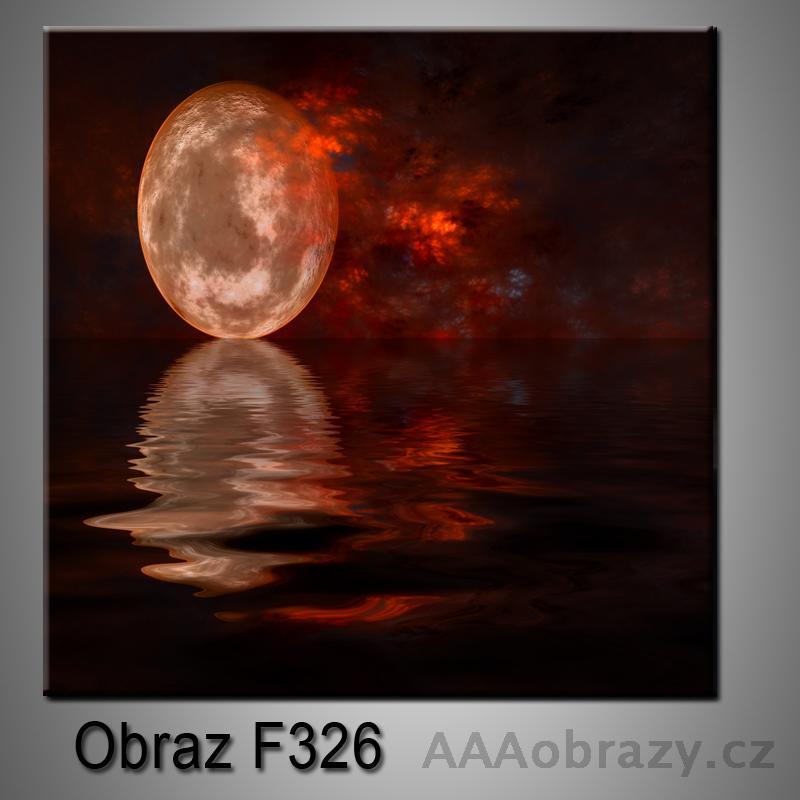 Moderní obraz do bytu 1D 25x25cm F-326