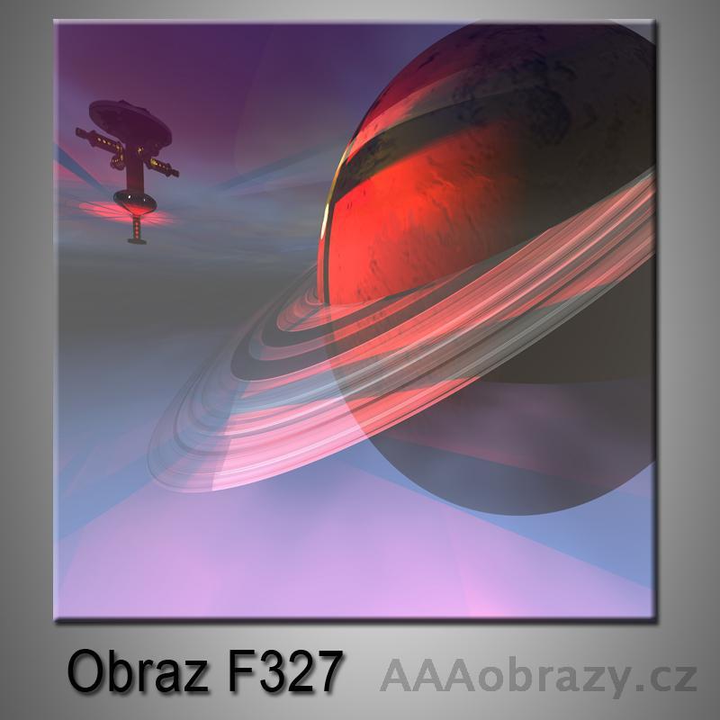 Moderní obraz do bytu 1D 25x25cm F-327
