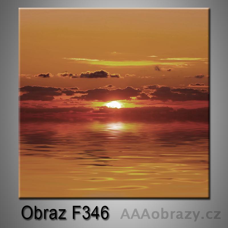 Moderní obraz do bytu 1D 25x25cm F-346