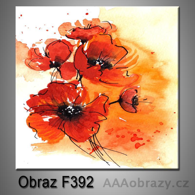 Moderní obraz do bytu 1D 25x25cm F-392