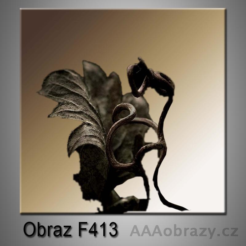 Moderní obraz do bytu 1D 25x25cm F-413