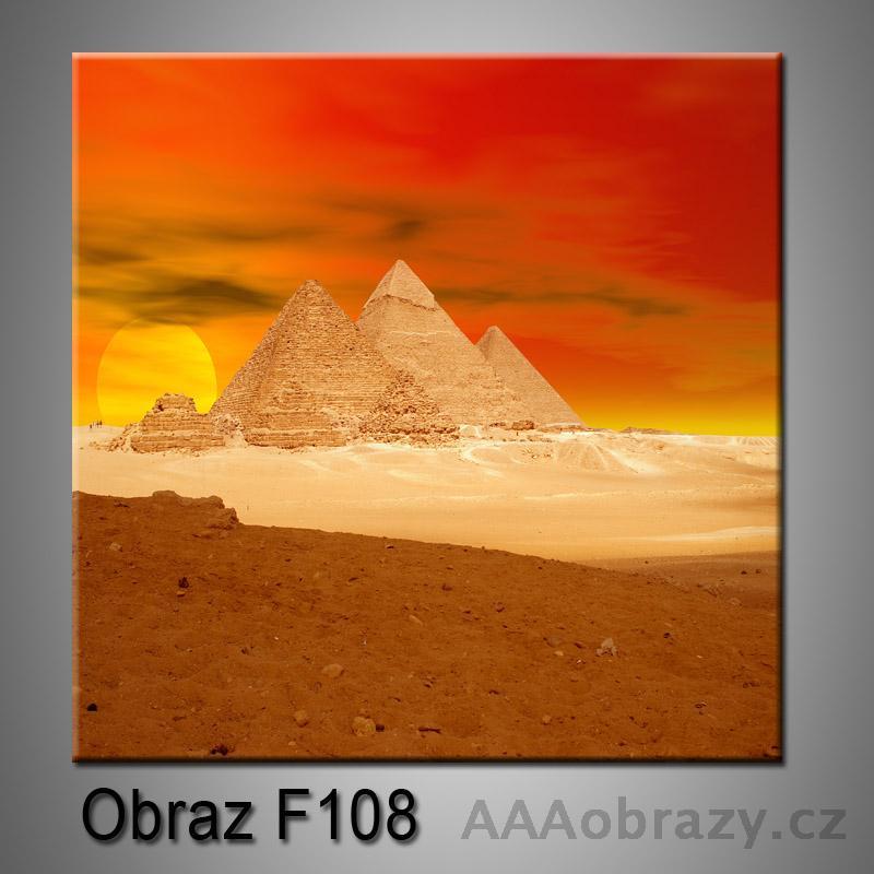 Moderní obraz do bytu 1D 30x30cm F-108